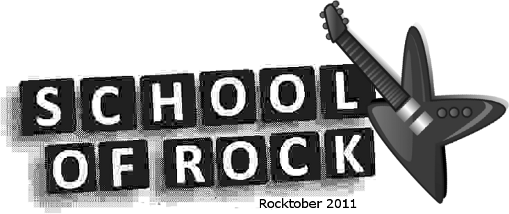 You re About To Get School d  School Of Rock Logo Png