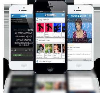 SingSnap Mobile Karaoke | SingSnap Karaoke